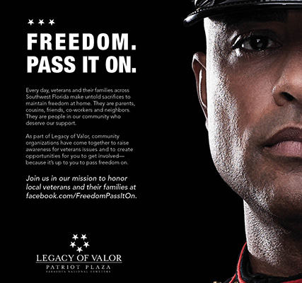 2013 Legacy of Valor