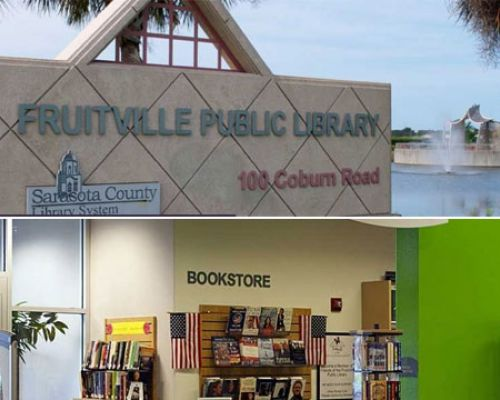 Aspirations to Actions         How the Fruitville Library Turns Outward