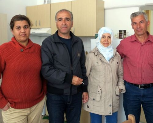 NetHope         Refugee family: 'Will we have Wi-Fi today?'