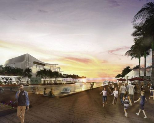 The Bay         Unanimity a Boost for Bayfront Plans