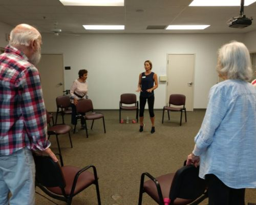 Age-Friendly Sarasota, Aspirations Journalism         Deadly Falls Are on the Rise for Older Adults, and Prevention Is Key
