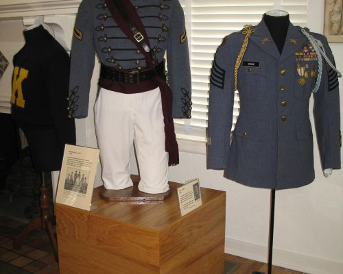 venice-museum---kentucky-military-institute-exhibit 15799075269 o