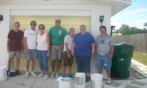 Guest Post: Charlotte County Habitat completes nine Legacy of Valor Veterans Home Repairs