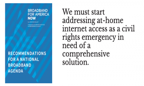 Benton Institute for Broadband & Society: Bring Open, Affordable, High-capacity Broadband to All People