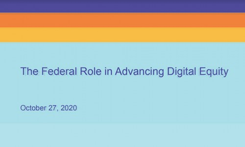 The Federal Role in Advancing Digital Equity: The Need for More Federal Funding by The Campaign for Grade-Level Reading (CGLR)