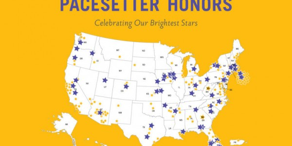 Suncoast Campaign for Grade-Level Reading Honored as a Pacesetter