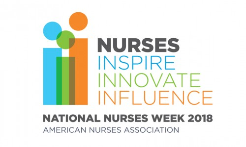 National Nurses Week Logo
