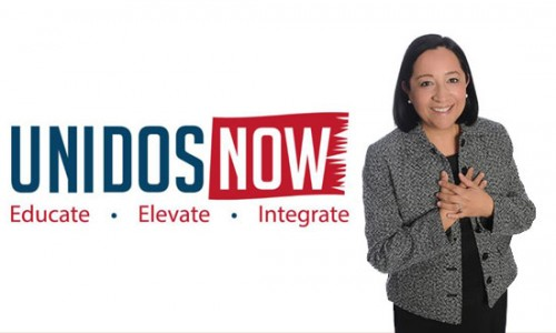 Photo: UnidosNow Executive Director Luz Corcuera