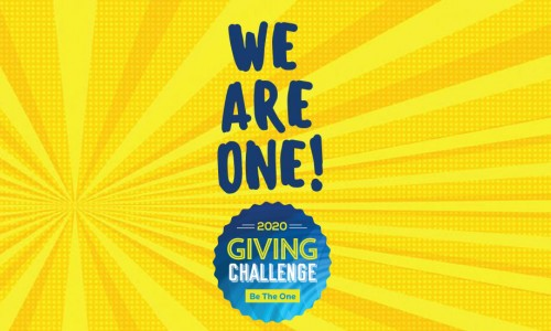 2020 Giving Challenge Soars Past Adversity to Reach New Heights