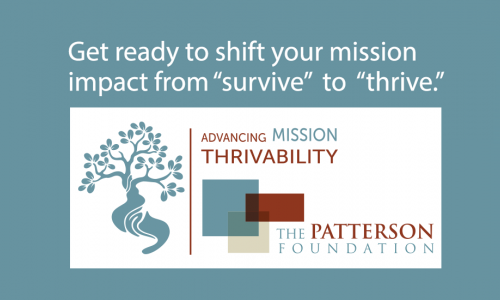The Top 10 Reasons to Participate in Advancing Mission Thrivability