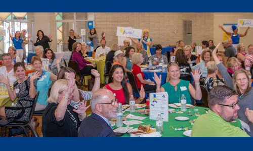 Age-Friendly Festival Advancer kickoff lunch