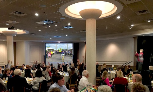 Age Friendly Sarasota's Bright Spots Breakfast celebrating the group achievement of the first-in-the-nation Age-Friendly Festival
