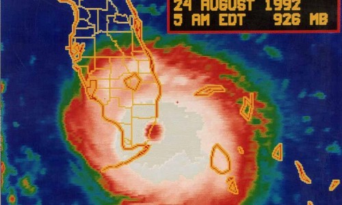 How Hurricane Andrew changed how I look at journalism