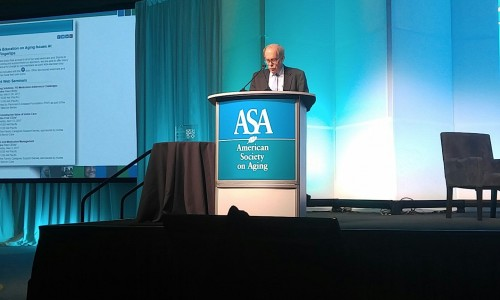 ASA's Aging in America Conference — March 20–24, 2017 (part 2 of 3)