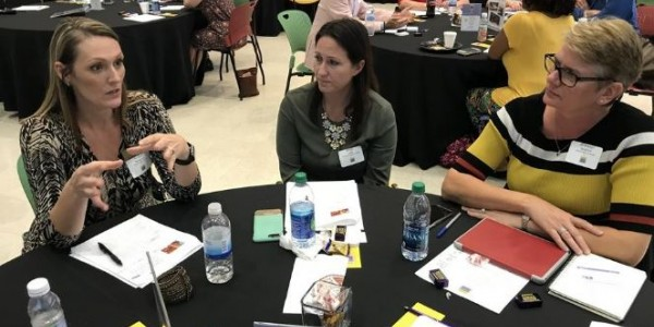 Suncoast Campaign for Grade-Level Reading Rallies Regional Leaders to Boost Third-Grade Reading Scores