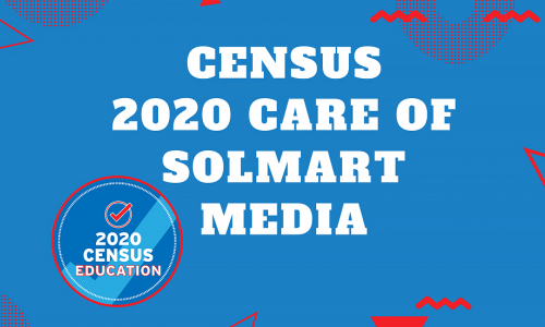 Photo: Census 2020: Care of Solmart Media