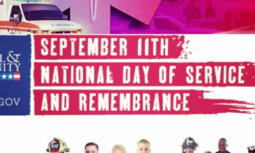 Fifteen Year Commemoration of 9/11 at Sarasota National Cemetery — Sept 11, 2016