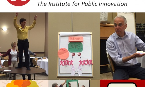 Harwood Public Innovators Lab — September 21–23, 2016 (part 3 of 3)
