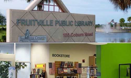 How the Fruitville Library Turns Outward
