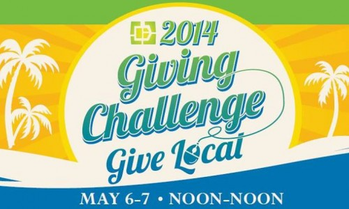 2014 Giving Challenge kicks off in May with foundation collaboration