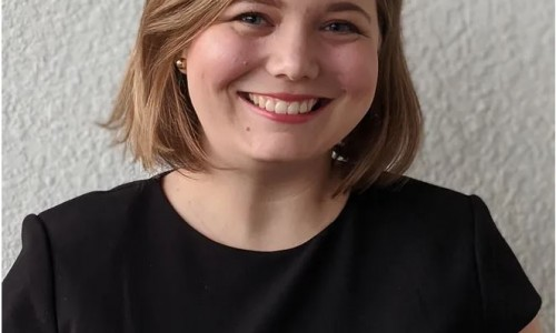 Photo: Inaugural TPF Fellow, Hannah Saeger Karnei