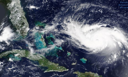 Photo: Hurricane Dorian