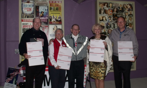 Guest Post: Military Officers Association promotes supporting troops at Van Wezel