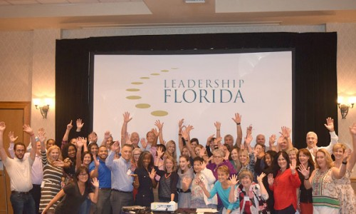 Participants in Leadership Florida Education Program (Education Class III)