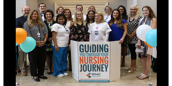 SNAC Awards 140,000 Dollars in Nursing Scholarships to Increase BSNs and PhDs
