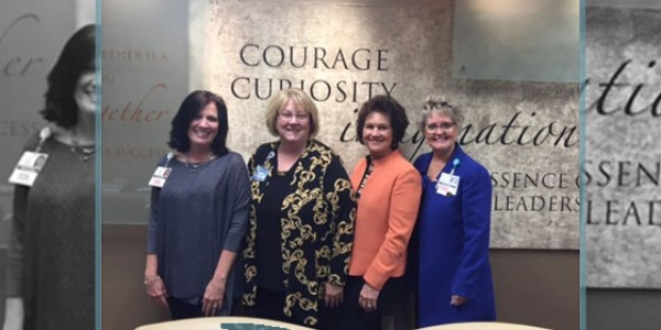 Chief Nursing Officers Collaborate for Better Care and Better Outcomes
