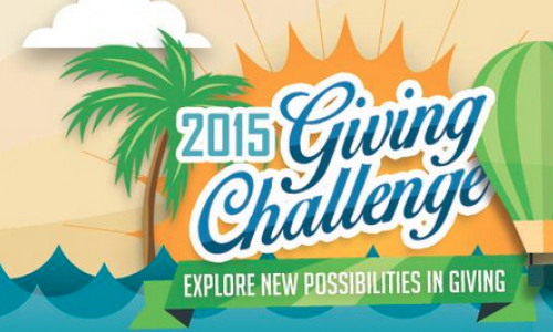 2015 Giving Challenge to use imagination, information to ignite region's generosity