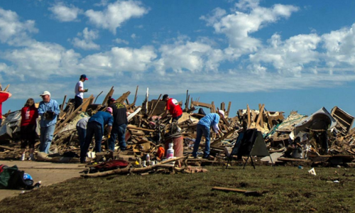 An active 2015 for the Center for Disaster Philanthropy