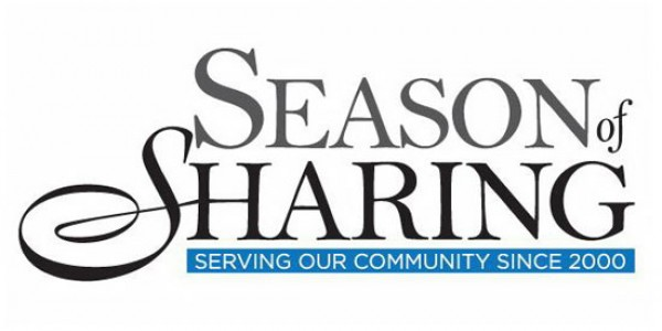 Season of Sharing logo