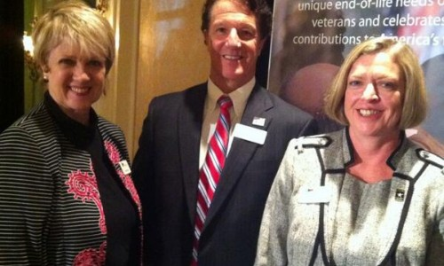 The Patterson Foundation Honors Tidewell Hospice's Commitment to Veterans