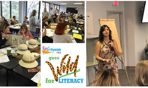 36 Community Providers learning how to leverage their Explorations to support early literacy