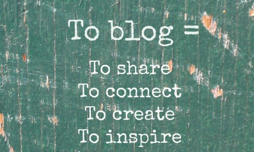 The Benefits of Blogging for Foundations