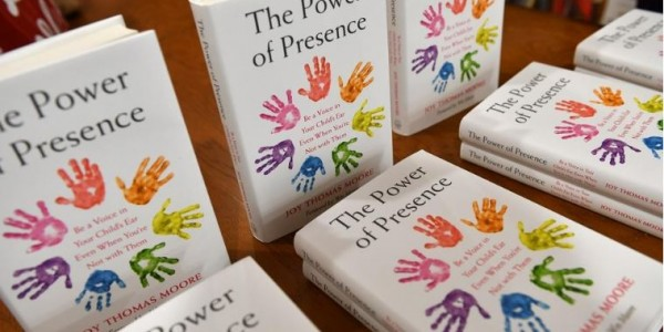 Image: The Power of Presence by Joy Thomas Moore
