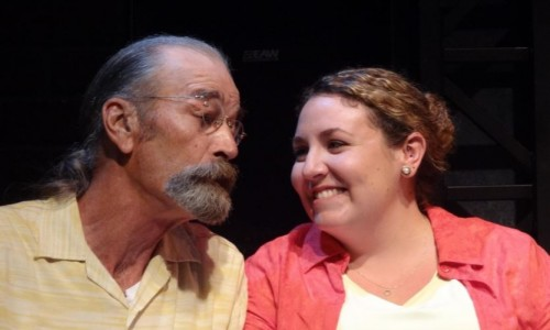 "Photo: Bob Mowry and Katelyn McKelly are among the actors who shared the voices of Sarasotans taking about aging in the 2015 Florida Studio Theatre premiere of ""Old Enough to Know Better: Aging Well in Sarasota."