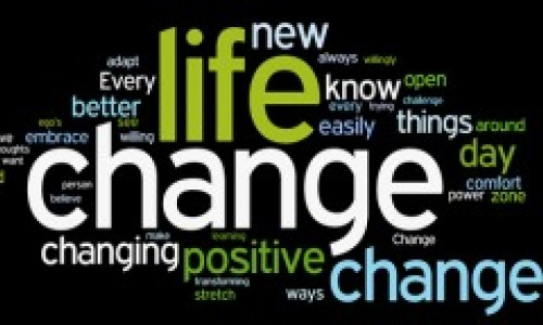 An 'Aha!' moment about change