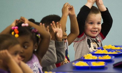 Photo: Daycare students in Ocala