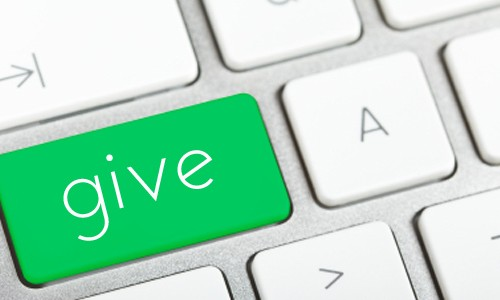 The Giving Partner eliminates the guesswork