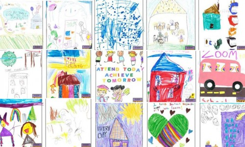 2018–2019 Attendance Awareness Poster Contest Submissions