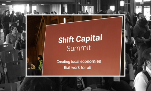 BALLE's Shift Capital Summit in California