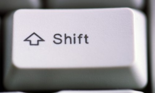 Shift happens! Remaining flexible, nimble maximizes impact.