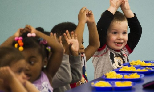 Photo: Pre-K children in Ocala